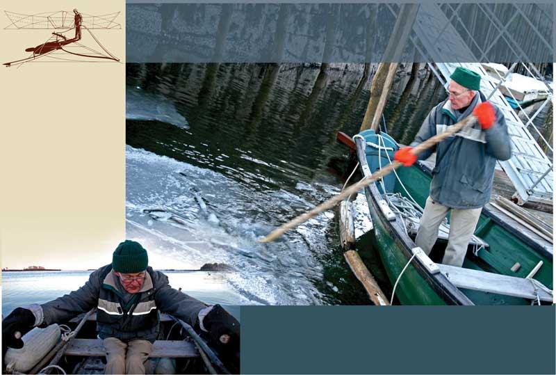 A Dory Runs Through It Maine Boats Homes Harbors