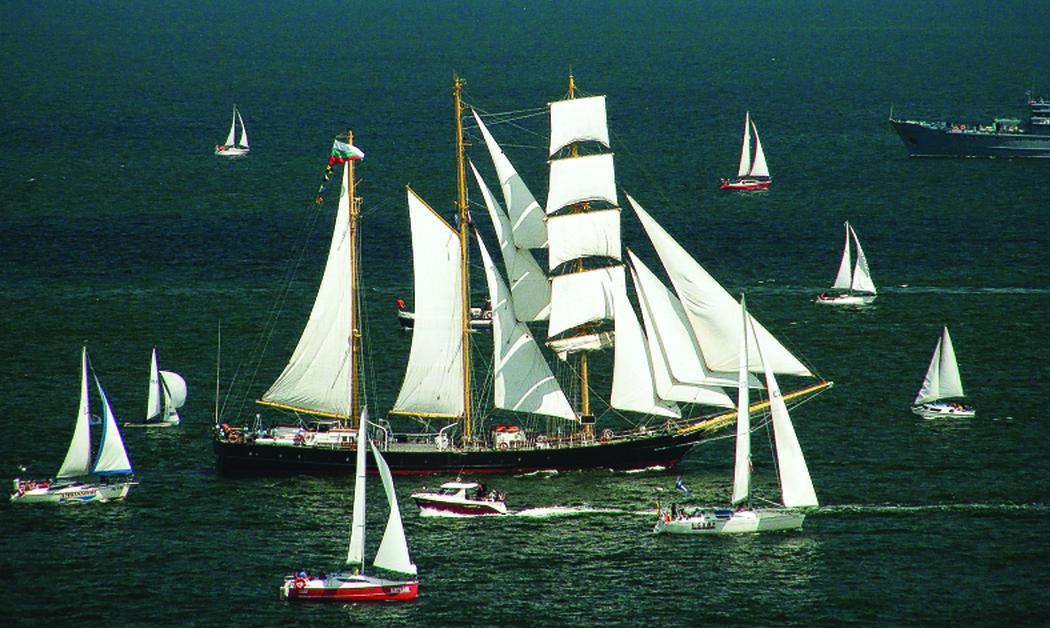 A Race Back in Time | Maine Boats Homes & Harbors