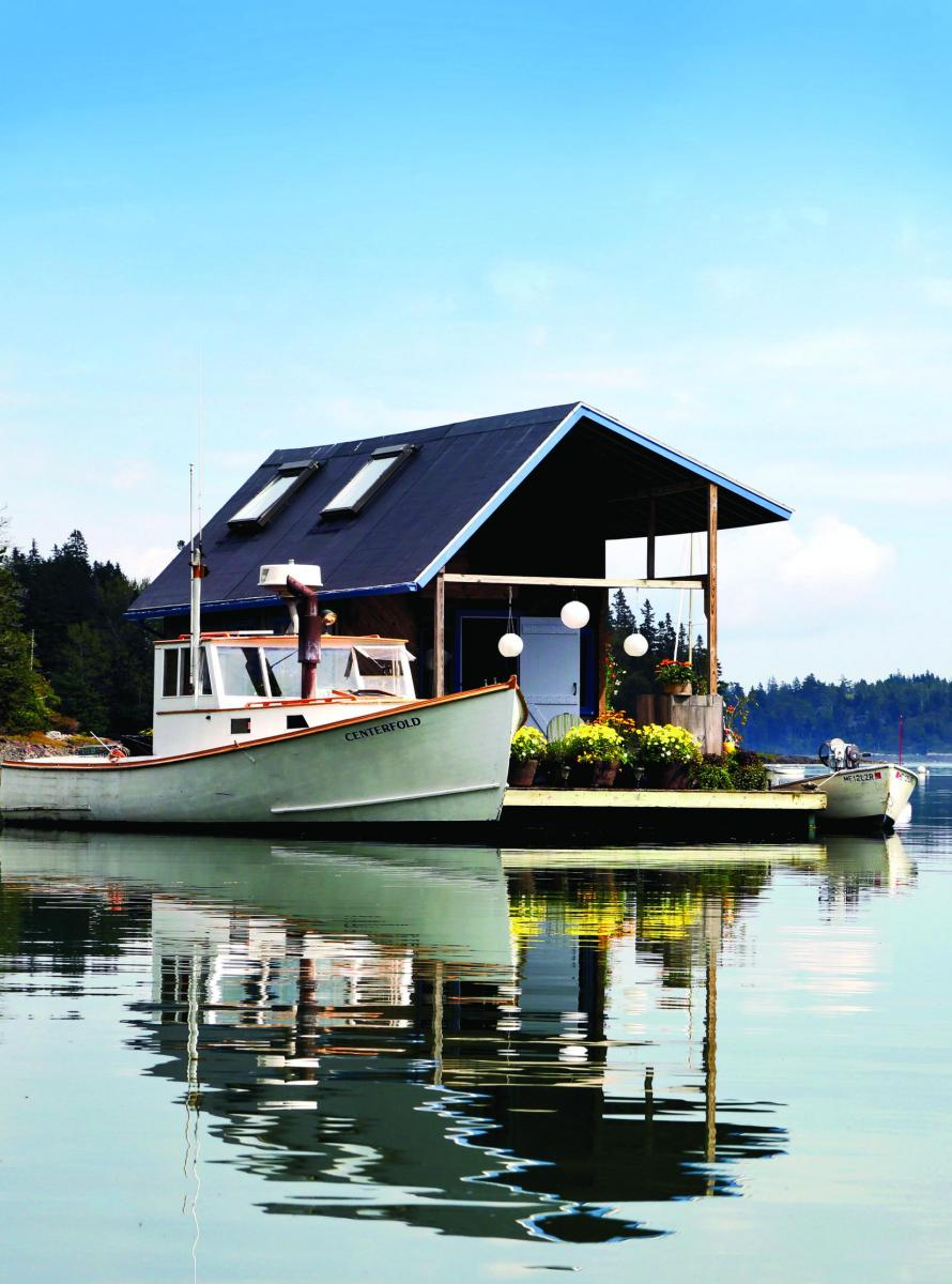 Remarkable At Home In Port Maine Boats Homes Harbors Home Interior And Landscaping Spoatsignezvosmurscom