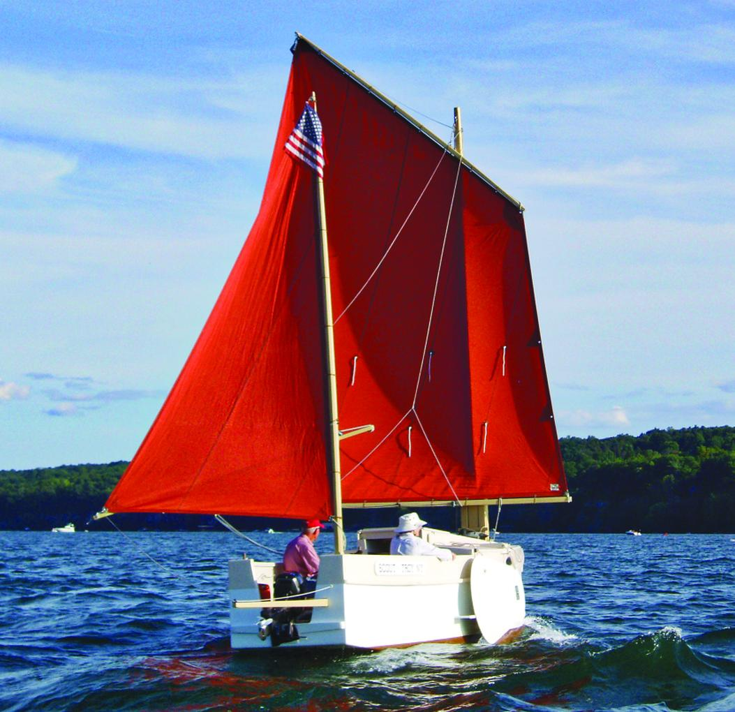 Cruising Moosehead | Maine Boats Homes & Harbors