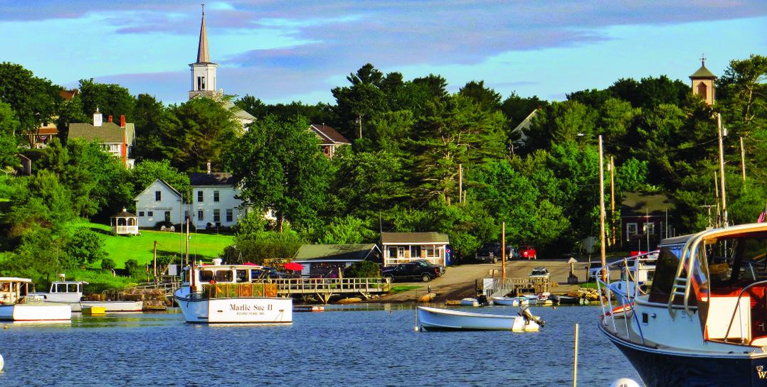 Round Pond | Maine Boats Homes & Harbors