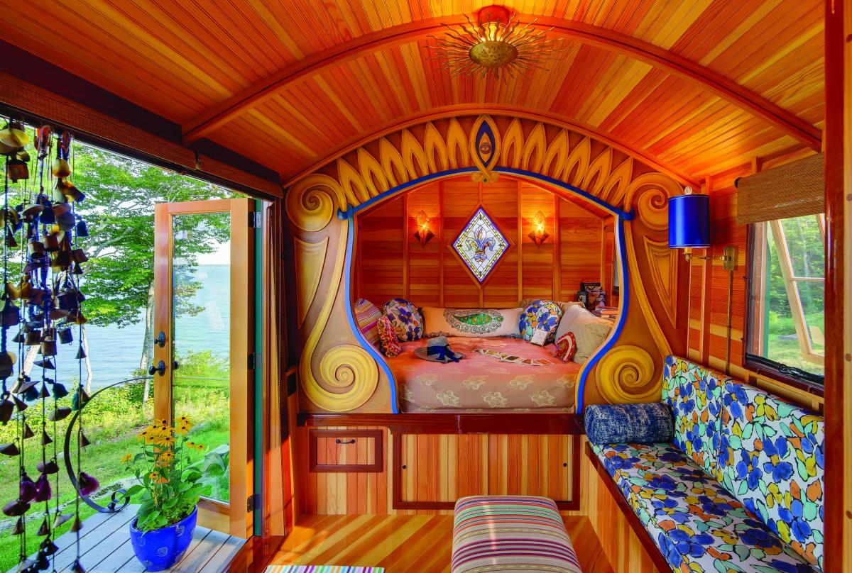 Bohemian Princess on Tiny House Floor Plans Pdf