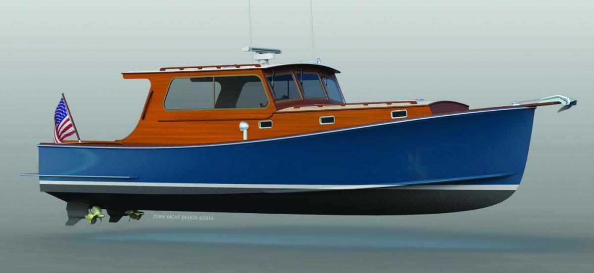 Williams 38 | Maine Boats Homes & Harbors