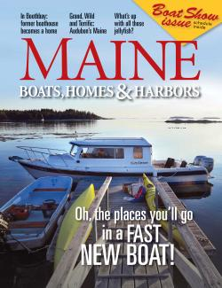 Maine Boats, Homes & Harbors, Issue 141
