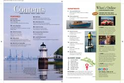 Maine Boats, Homes and Harbors Issue 143