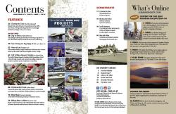 Maine Boats, Homes and Harbors Issue