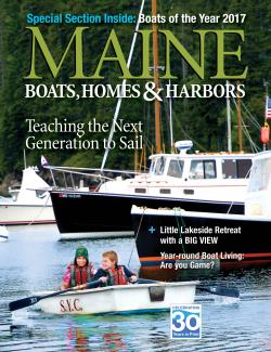 Maine Boats, Homes & Harbors, Issue 145