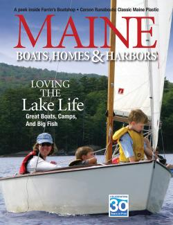 Maine Boats, Homes & Harbors, Issue 146