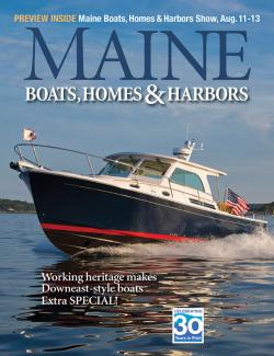Maine Boats, Homes & Harbors, Issue 147