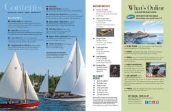 Maine Boats, Homes and Harbors Issue 147