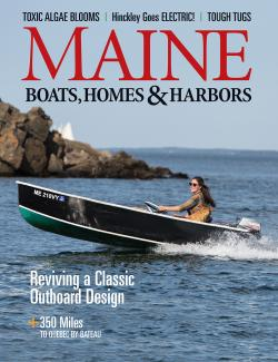 Maine Boats, Homes & Harbors, Issue 150