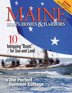 Maine Boats, Homes & Harbors, Issue 153