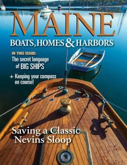 Maine Boats, Homes & Harbors, Issue 156