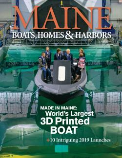 Maine Boats, Homes & Harbors, Issue 162