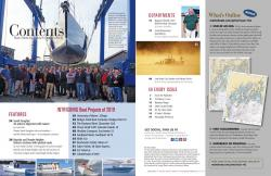 Maine Boats, Homes and Harbors Issue 162