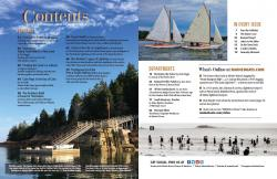 Maine Boats, Homes and Harbors Issue 165