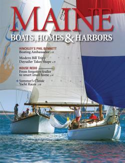 Maine Boats, Homes & Harbors, Issue 167