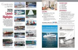 Maine Boats, Homes and Harbors Issue 168