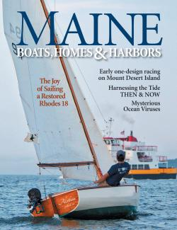 Maine Boats, Homes & Harbors, Issue 172