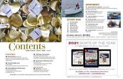 Maine Boats, Homes and Harbors Issue 172