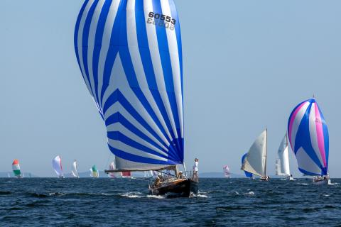 Camden Classics Cup draws record number of boats | Maine