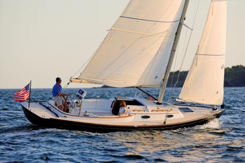New owner for Alerion Yachts