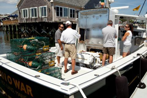 """Maine Boat & Home Show Launches """"Working the Coast"""" Initiative"""