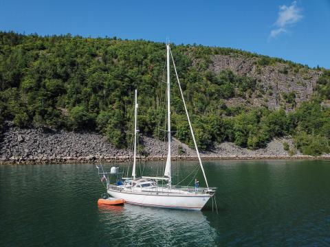 Youtube sailing stars explore Maine