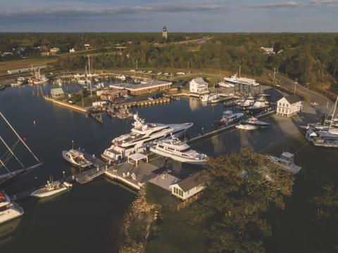 Two Maine marine professionals have big plans for boatyard in Virginia