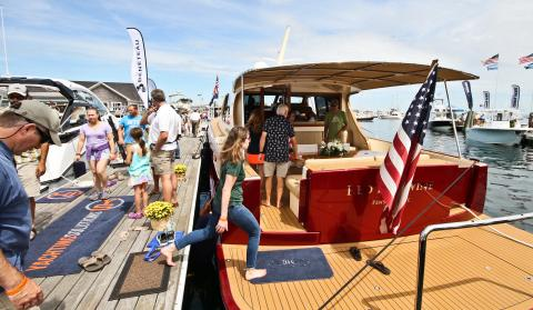 Many Winners at Annual Maine Boat & Home Show