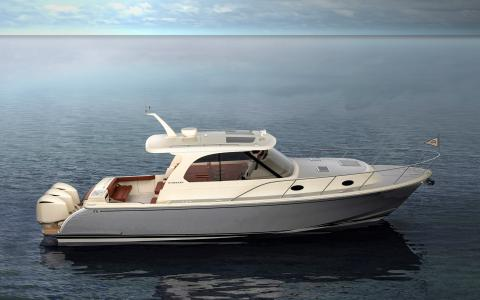 "Hinckley launches ""Sport Boat"" line"