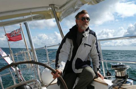 Blue Water Sailing Club hosts boating guru Nigel Calder