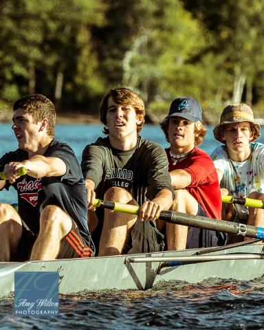 State high school rowing championships set for Chickawaukie