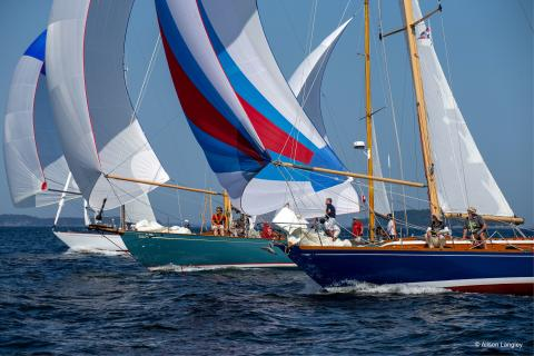 Maine to Host New Classic Yachts Challenge Series