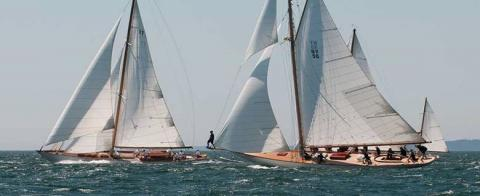 Castine Classic Yacht Racers will honor Aage Nielson