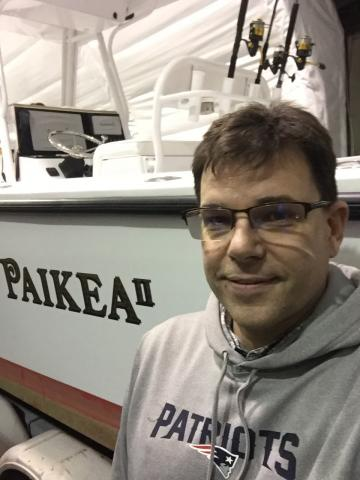 Kennebunkport Marina Welcomes Shawn Dumas as Operations Manager