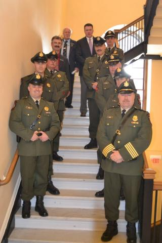 Maine Marine Patrol Recognized for Rescue