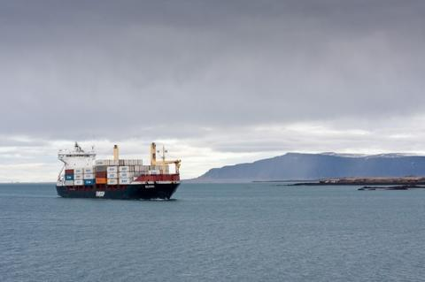 Maine Artists plan residency on Iceland-bound container ship