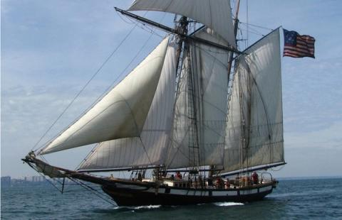 Tall Ships parade planned in Portland