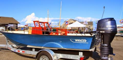 Boston Whaler rendezvous