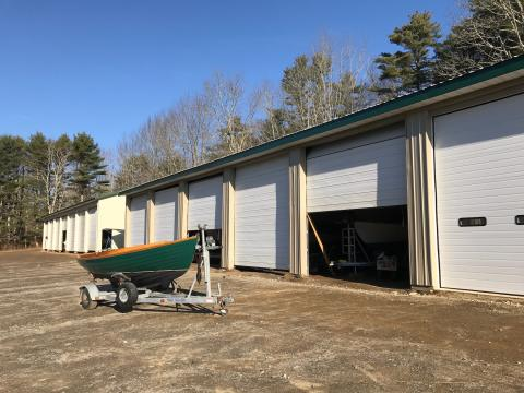 New buildings for Artisan Boatworks