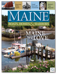 Maine Boats, Homes & Harbors, Issue 115
