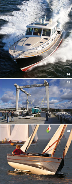 Maine Boats, Homes and Harbors Issue 118
