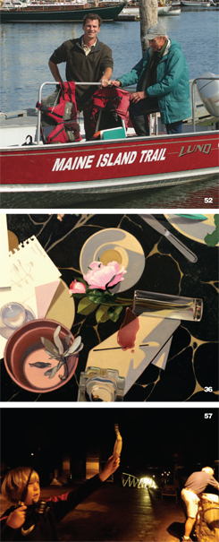 Maine Boats, Homes and Harbors Issue 125