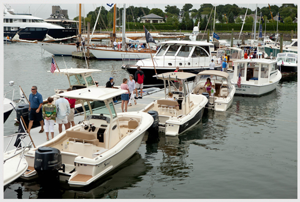 Maine Boats Homes and Harbors Show