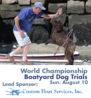 Boatyard Dog Trials