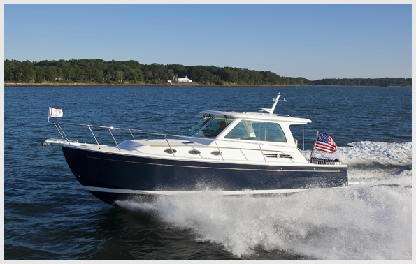 What Goes Into a Modern Maine Boat