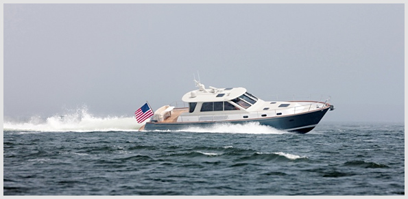 Custom Power Boat photo