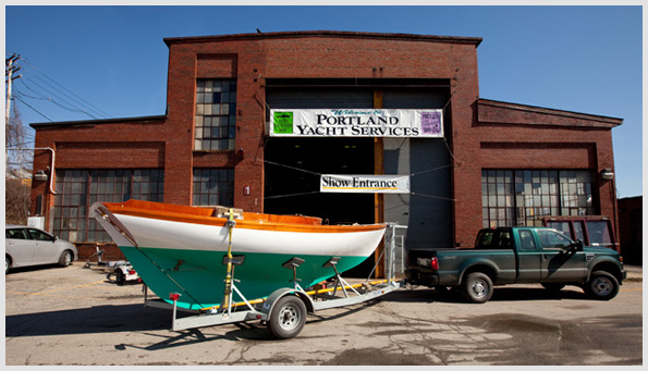 Maine Boatbuilders Show 2011