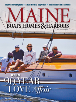 Maine Boats, Homes & Harbors, Issue 129